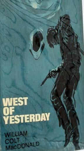 book cover of West of Yesterday