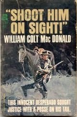 book cover of Shoot Him on Sight