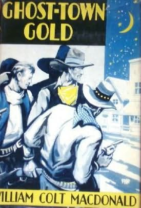 book cover of Ghost-Town Gold