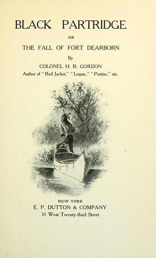 book cover of Black Partridge