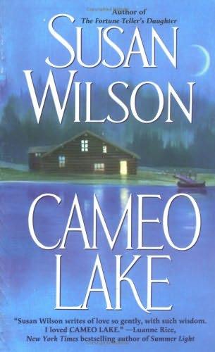 book cover of Cameo Lake