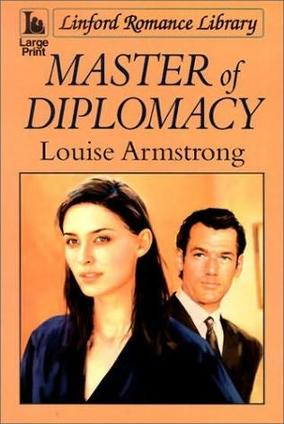 book cover of Master of Diplomacy