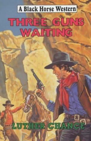 book cover of Three Guns Waiting