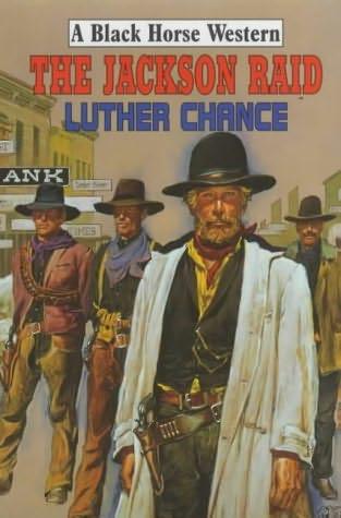 book cover of The Jackson Raid
