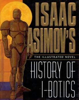book cover of History of I-Botics