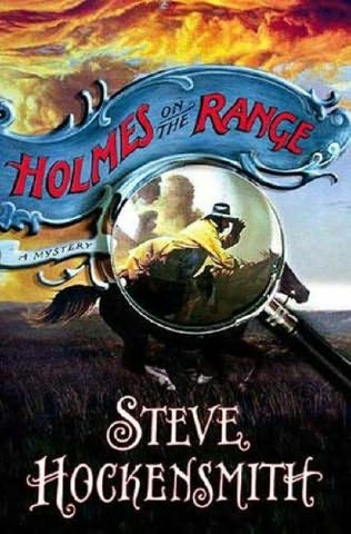 book cover of Holmes on the Range