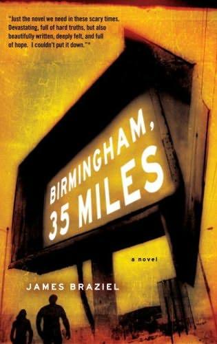 book cover of Birmingham, 35 Miles