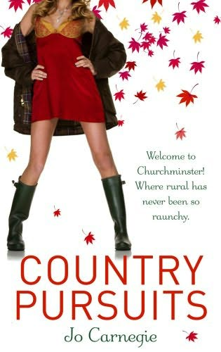 book cover of Country Pursuits