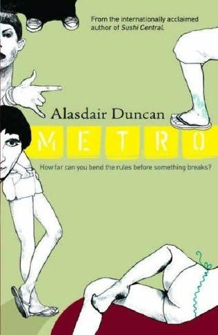book cover of Metro