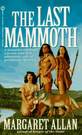 book cover of The Last Mammoth