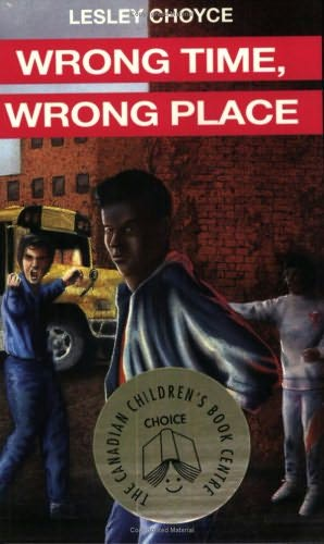 book cover of Wrong Time Wrong Place