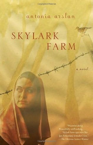 book cover of Skylark Farm