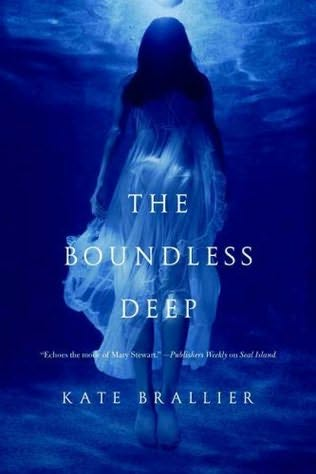 book cover of The Boundless Deep