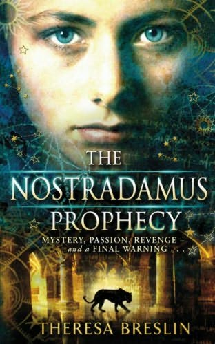 book cover of The Nostradamus Prophecy