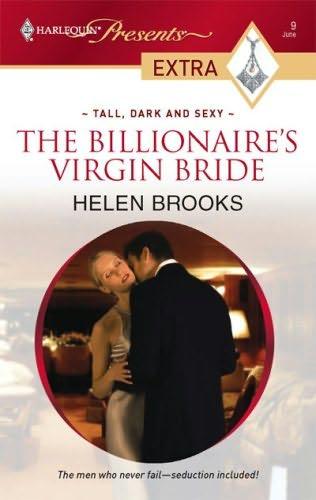 book cover of The Billionaire\'s Virgin Bride