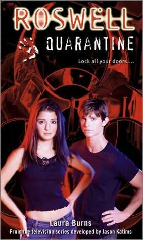 book cover of Quarantine