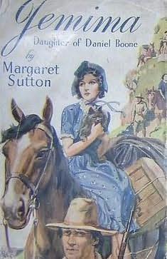 book cover of Jemima, Daughter of Daniel Boone