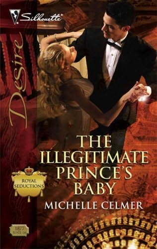 book cover of The Illegitimate Prince\'s Baby
