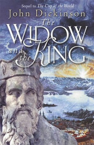 book cover of The Widow and the King