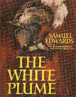 book cover of The White Plume