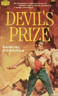book cover of Devil\'s Prize