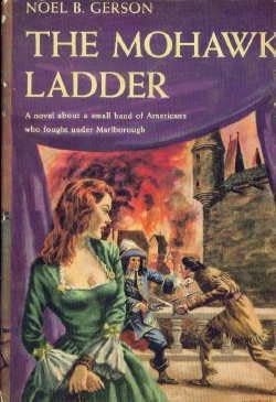 book cover of The Mohawk Ladder
