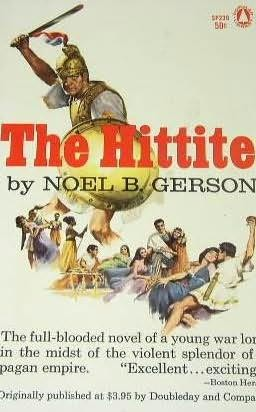 book cover of The Hittite