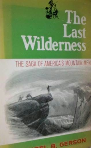 book cover of Last Wilderness