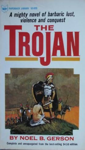 book cover of The Trojan