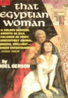 book cover of That Egyptian Woman