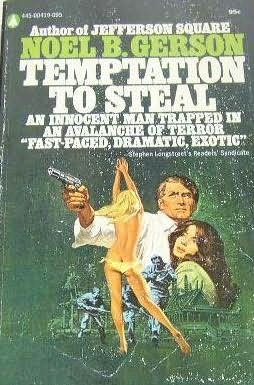 book cover of Temptation to Steal