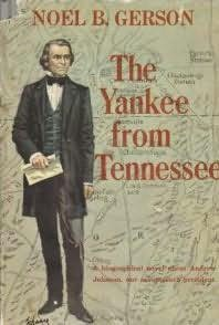 book cover of The Yankee From Tennessee