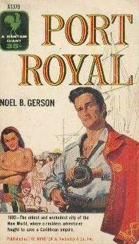 book cover of Port Royal