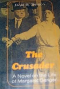 book cover of The Crusader
