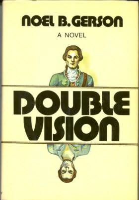 book cover of Double Vision