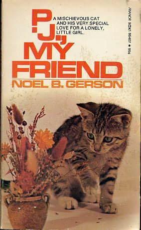 book cover of P. J., My Friend