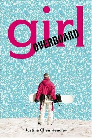 book cover of Girl Overboard