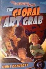 book cover of The Global Art Grab