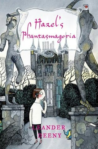 book cover of Hazel\'s Phantasmagoria