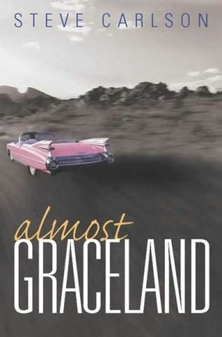 book cover of Almost Graceland