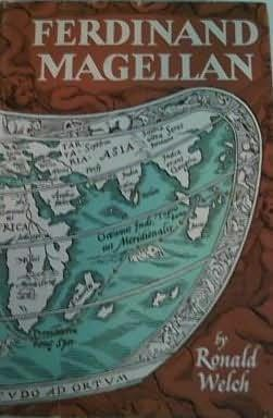 book cover of Ferdinand Magellan