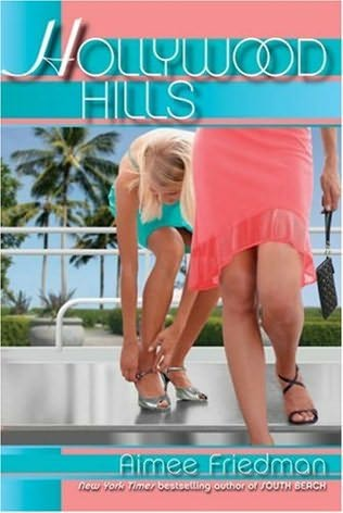 book cover of Hollywood Hills