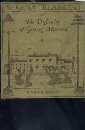 book cover of Serena Blandish