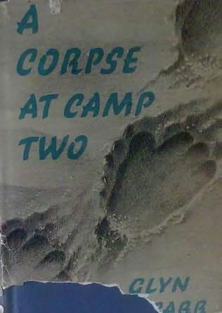 book cover of A Corpse At Camp Two