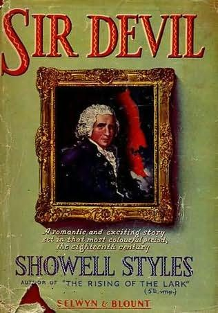 book cover of Sir Devil