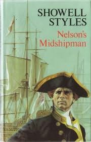 book cover of Nelson\'s Midshipman