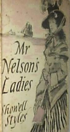 book cover of Mr. Nelson\'s Ladies