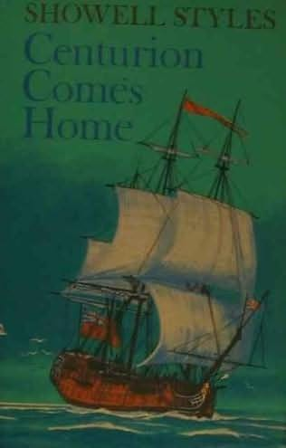 book cover of Centurion Comes Home