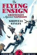 book cover of Greencoats Against Napoleon