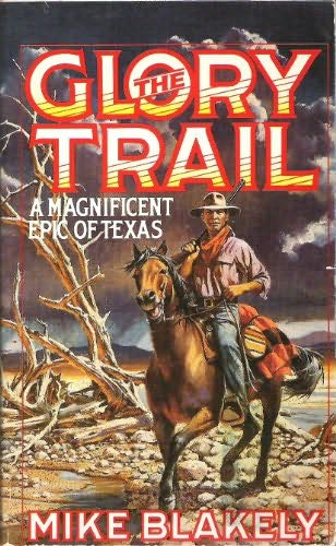 book cover of The Glory Trail